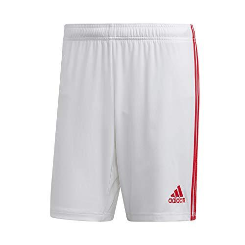 adidas Arsenal Home Shorts – Pantaloncini da Uomo, Uomo, Pantalone Corto, EH5639_XL, Blanco (Bianco), XL