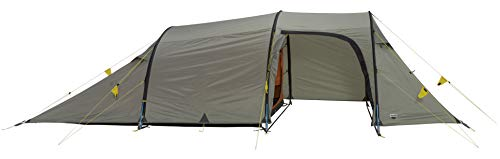 wisselen Tents Tunneltent Intrepid 4 - Travel Line - 4-persoons familietent met 5.000 mm waterkolom