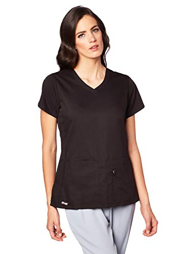 Grey's Anatomy 41423 Top Black M