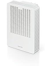 エレコム 無線LAN中継器 Wi-Fi 6対応 11ax/ac/n/a/g/b 1201+574Mbps DXアンテナ監修内蔵アンテナ搭載 離れ家モード搭載 ホワイト WTC-X1800GC-W