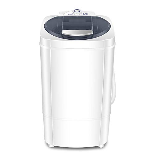 CLING Mini Portable Washing Machine with Spin Dryer, 21lbs...