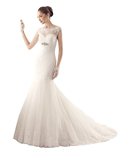 Elegante bruidsjurk Jolies - Joab 15466 (maat 44)