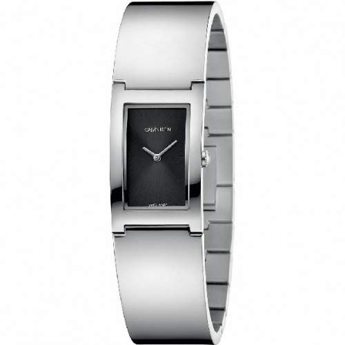 Reloj Calvin Klein K9C2N111, Tipo esclava con Esfera Negra