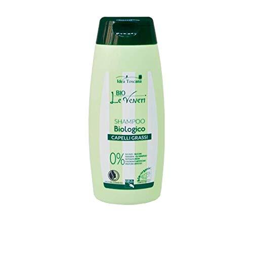 Shampoo Biologico Capelli Grassi Bio Le Veneri di Idea Toscana