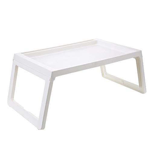 HHGO praktische klaptafel, multifunctioneel, voor op het bureau, draagbaar, eettafel, picknick, reizen, barbecue, camping, tafel in de open lucht