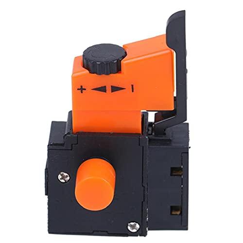 Interruptor de control de velocidad Interruptor de activación de perforación eléctrica FA2-4 / 1BEK Taladre de mano regulación regulación ajustable para taladro eléctrico