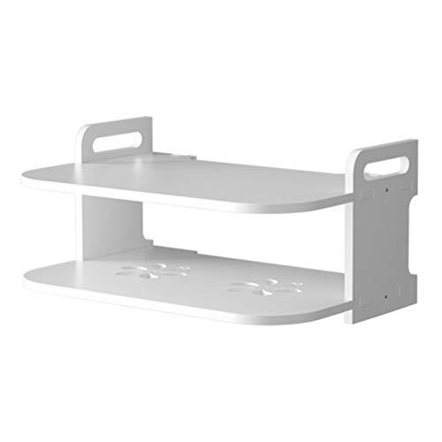Soporte de pared para TV Box Router estantería Set-Top Box soporte Mini PC DVD Player Stand Rack