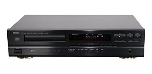 Denon DCD-615 CD Player in schwarz