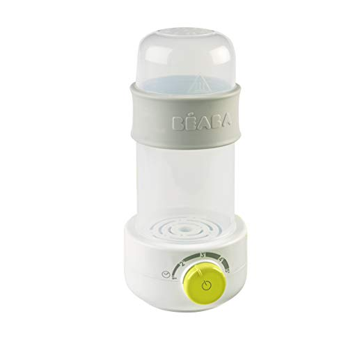 Beaba Baby Milk Bottle Warmer and Steriliser, Yellow