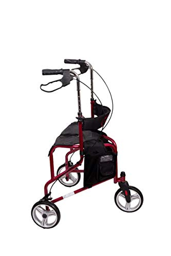 Antar AT51004 Dreirad Rollator für den Wohnraum