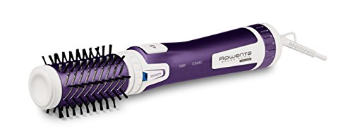 Rowenta CF9530 Rotierende Warmluftbürste Brush Activ Volume & Shine, purple
