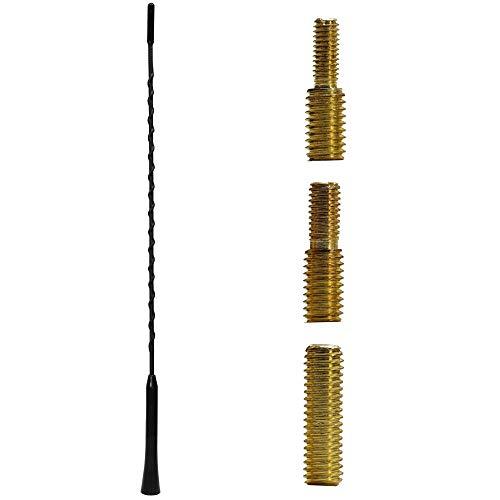 Autoantenne KFZ Antenne 41 cm für PKW's Radioantenne AM & FM MDL:0211