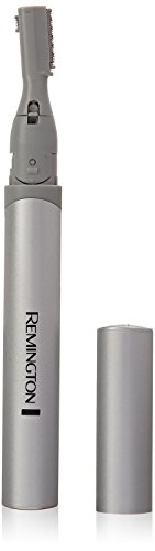 Remington MPT3600 Dual Blade Precision Trimmer, with Pivoting Head & Eyebrow Trimming Comb, Facial Hair Trimmer (Batteries Included)