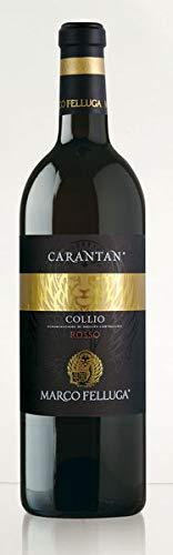 Marco Felluga Carantan DOC Collio Rosso 2015 (1 x 0.75 l)