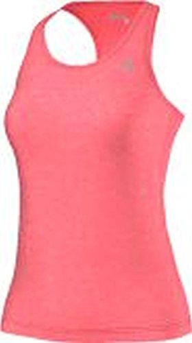 adidas Damen Aeroknit Climacool Tank, Rosa, S