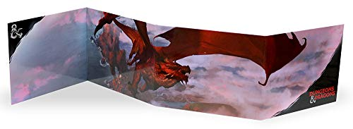 Asmodee Italia- Dungeons & Dragons-5a Edizione-Schermo del Dungeon Master, Colore, 4001