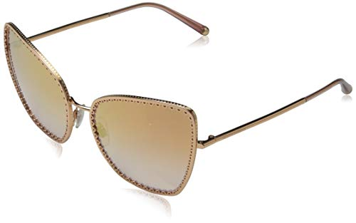Dolce&Gabbana Damen 0DG2212 Sonnenbrille, Gold (Pink Gold), 61