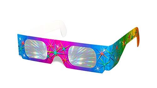 Perspektrum LSD Optik-Brille - sieh die Welt mit Albert Hofmann's Augen!