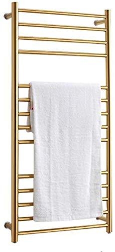 Toallero Eléctrico Bajo Consumo Calentador de toallas, calentador de toallas, toalla de acero inoxidable de acero inoxidable IP56 IP56 impermeable con 14 barras con calefacción Secadora de toalla Acce
