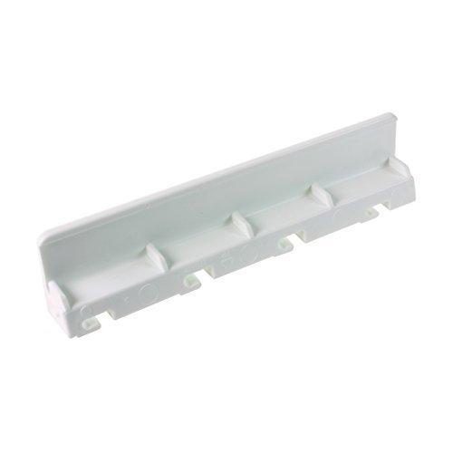 Zanussi Kühlschrank Gefrierschrank Schubladen (Weiß)