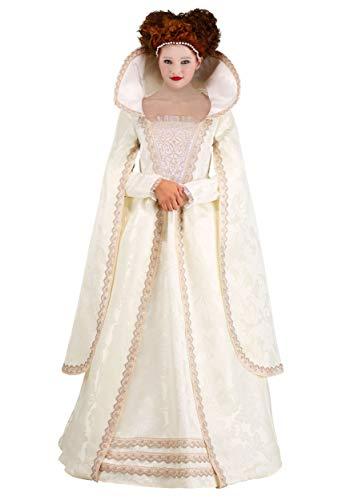 Women's Queen Elizabeth I Fancy Dress Costume X-Large