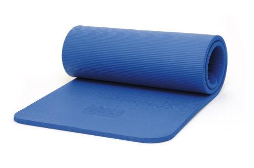 Sissel Gymnastikmatte Professional, blau, 20425B+