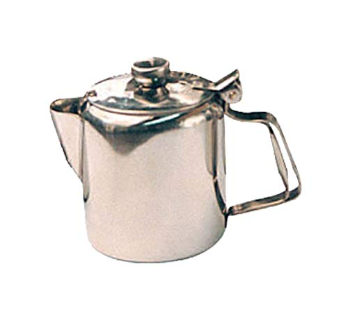 Winco W612 Stainless Steel Beverage Server, 12-Ounce