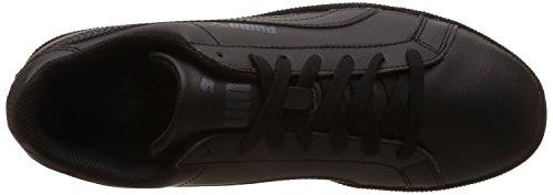 Puma Unisex-Erwachsene Smash L Sneakers, Schwarz - 5