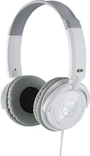 Yamaha HPH-100 Headphones, Quality Sound and Deep Bass, Over the Ear, Wired...