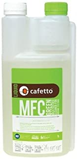 Cafetto Organic Green Milk Frother Cleaner - MFC