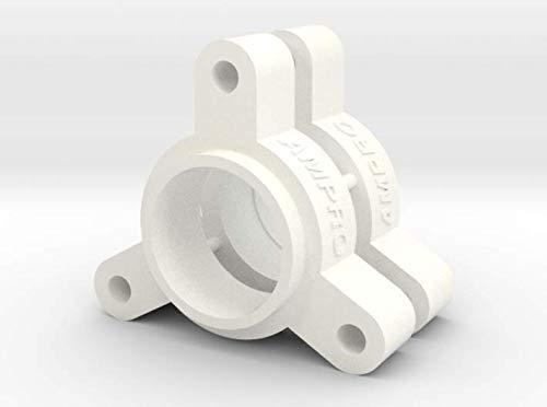 shapeways P40701-01 HG P-407 Wheel Spacer, White Processed Versatile Plastic