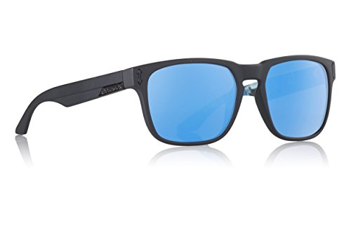 Dragon Gafas de sol unSimbolo - Bryan Iguchi Mate Negro Azul ionizada MONARCH 35527-016