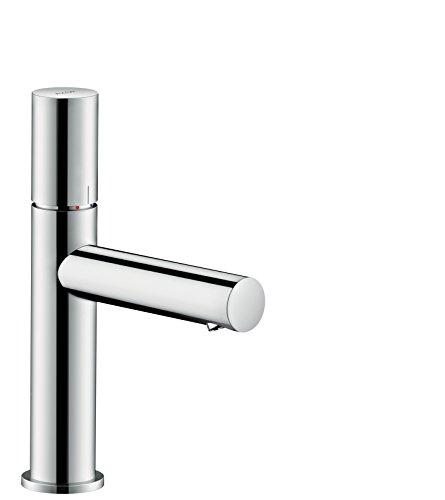 AXOR Wasserhahn Uno (Armatur mit Auslauf Höhe 110 mm, ohne Ablaufgarnitur) Chrom