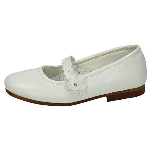 DEB&DAN A1561M COMUNION Blanco NIÑA Zapato COMUNIÓN Blanco