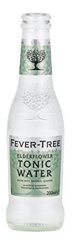 Fever-Tree Elderflower Tonic Water 24 x 200 ml