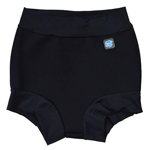 Splash About Erwachsene Splash-Shorts, schwarz - schwarz, M