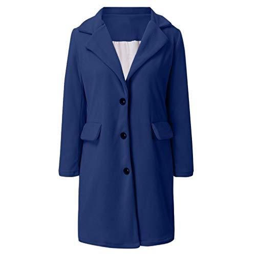 Chaqueta Delgada y Abrigada para Mujer Abrigo Grueso Abrigo