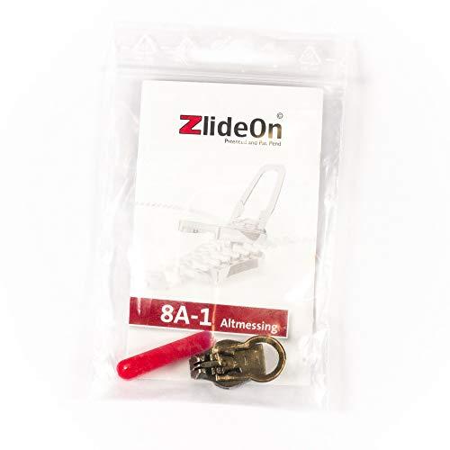 ZlideOn 10701/cursor 10/A-1/Acero Inoxidable Negro 3/X 1,5/X 1/cm