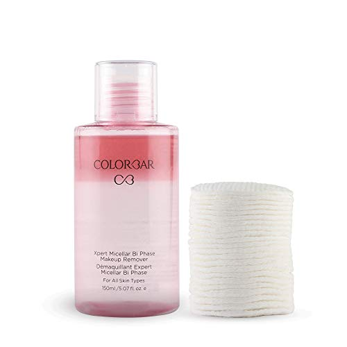 Colorbar Xpert Micellar Bi Phase Makeup Remover-Combo (Pack of 2)