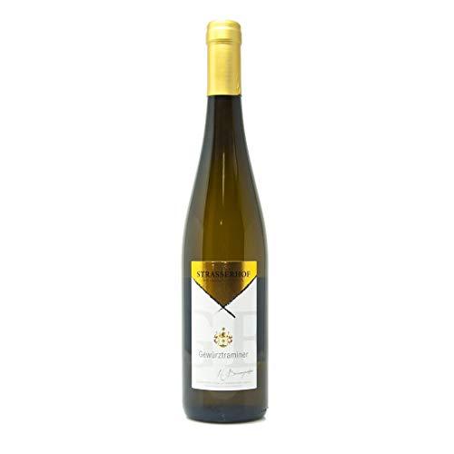 6 bottiglie Strasserhof 2019, di cui 2 riesling, 2 gewurztraminer e 2 sylvaner
