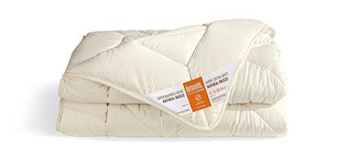 Dormiente Unterbett Kapok-Baumwolle Natural Breeze, Größen Matratzen:90x200cm