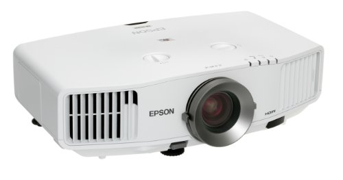 Epson G5650W LCD Projector w/ std. Lens, WXGA, 4500 lumens, HDMI [Electronics]