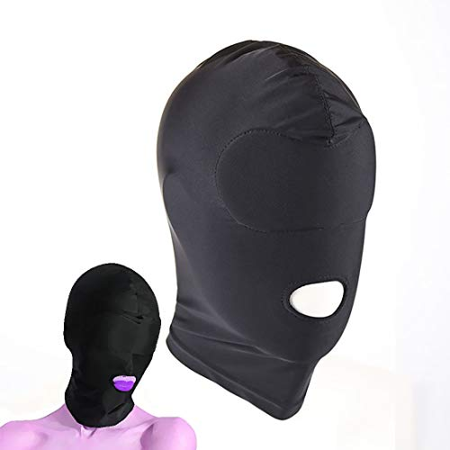 Comfortable Elastic Face Mask, Role Playing Mask for Party Games (Style 2)