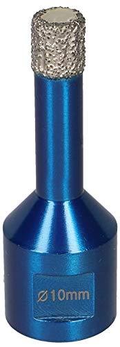 PRODIAMANT Premium Diamant-Bohrkrone Fliese/Feinsteinzeug 10 mm x M14 PDX955.880 10mm passend für Winkelschleifer