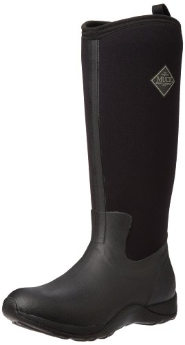 Muck Boots Arctic Adventure, Damen Stiefel, Schwarz - Black (Black), 43 EU (9 UK)