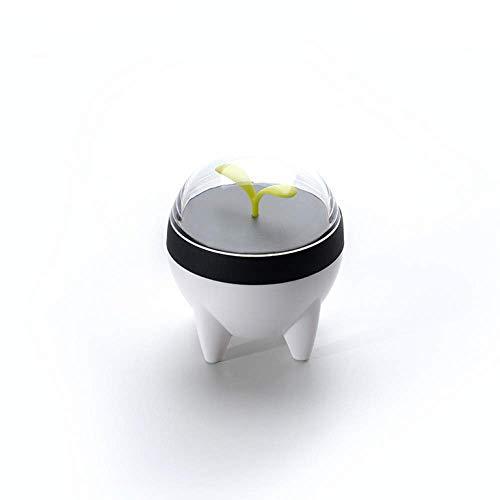 Bluetooth audio, mini auto bureau oppervlak draagbare creatieve draadloze luidspreker voor feesten en reizen, Plant