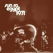 SUN RA - Egypt '71 (5LP Box-Set) (RSD 2020) (5 LP)