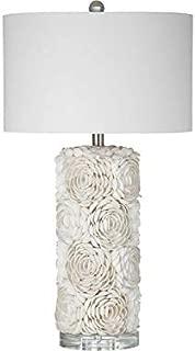Bassett Mirror Company Shell Table Lamp
