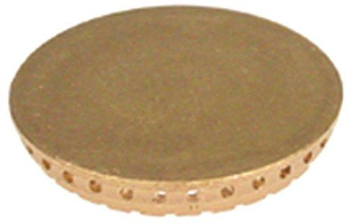 Küppersbusch Brennerdeckel für Gasherd LGH605, LGH405, NGH605, NGH405, LGH607 ø 65mm Brennertyp B