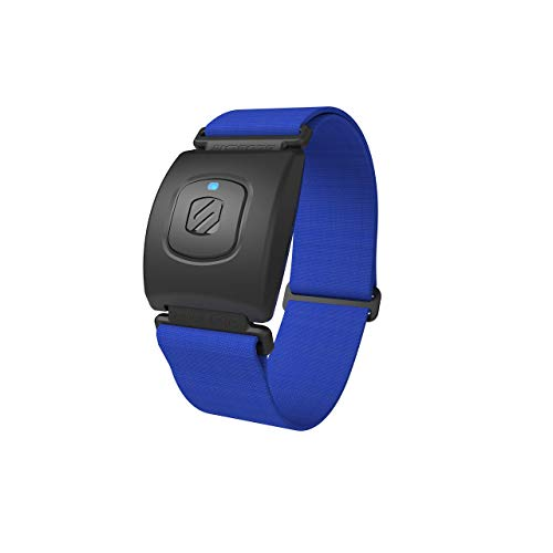 Rhythm+2.0 Waterproof Heart Rate Monitor Armband - Optical Heart Rate Armband Monitor with Dual Band Radio ANT+ and Bluetooth Smart